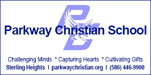 Parkway Christian School, Sterling Heights, Michigan. Challenging Minds. Capturing Hearts. Cultivating Gifts.